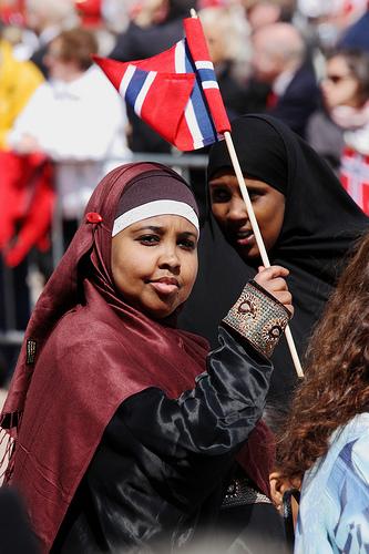 integrering av innvandrere i det norske samfunnet