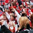 Flaggene vaier i vinden, vi roper hurra, men er egentlig byen et blivende sted den 17. mai? Folkeskikken er lagt hjemme, barna bråker, du risikerer å miste et øye til de vilt viftende flaggene. 17. mai er et helvete på jord.
