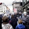 Lørdag 22. oktober 2011 arrangerte SIAN (Stopp Islamiseringen Av Norge) en demonstrasjon på Eidsvolds plass, rett foran Stortinget.
