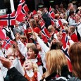 Tanker om den første nasjonaldagen i Norge etter terroren og angrepet på vårt demokrati 22. juli 2011.