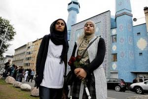 deilige jenter muslim i norge